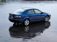 Mazda 6 tył
