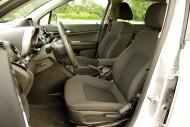 Chevrolet Orlando siedzenia przód